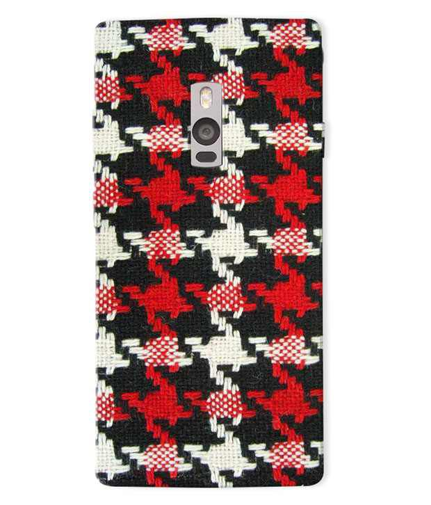 Kartuce Hard Shell Back Cover Case With Screen Guard For OnePlus2 - Multicolor