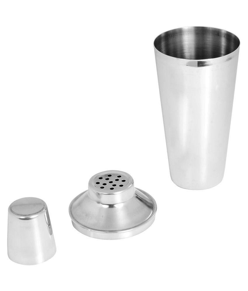 Montstar Stainless Steel Regular Cocktail Shaker - 500ml