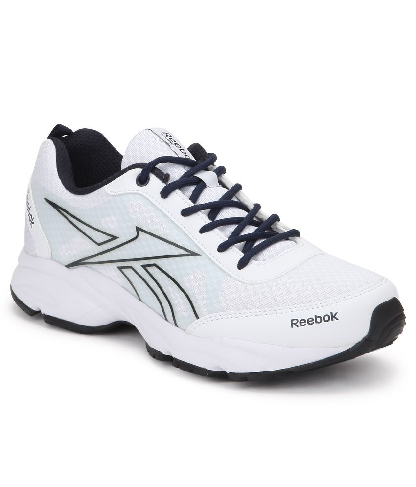f3d234046220 Reebok Top Runner 2 White Sport Shoes - Buy Reebok Top Runner 2 ...