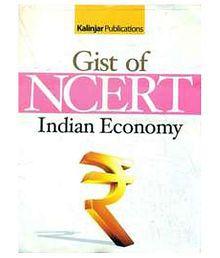 F27-GIST OF NCERT INDIAN ECONOMY