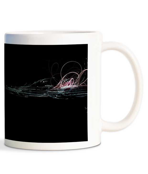 Funturoo Multicolour Coffee Mug