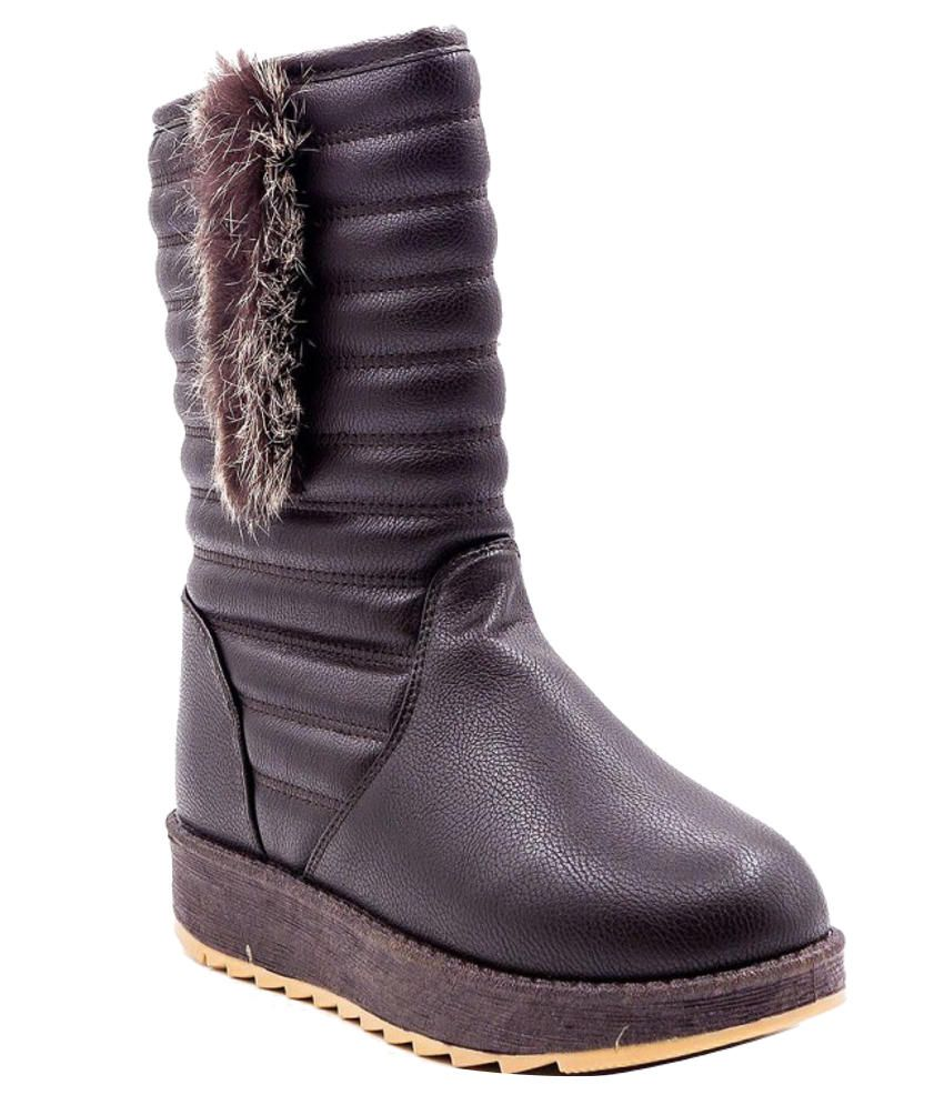 Belle Gambe Attractive Brown Boots