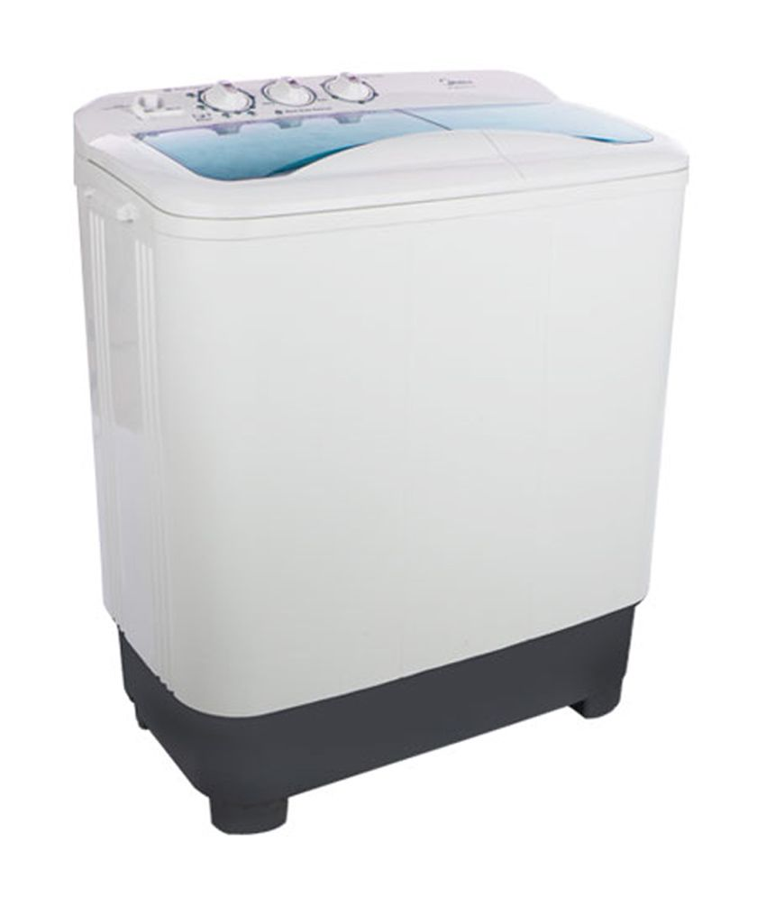 Carrier Midea MWMSA065MZ1 6.5 Kg Semi Automatic Washing Machine