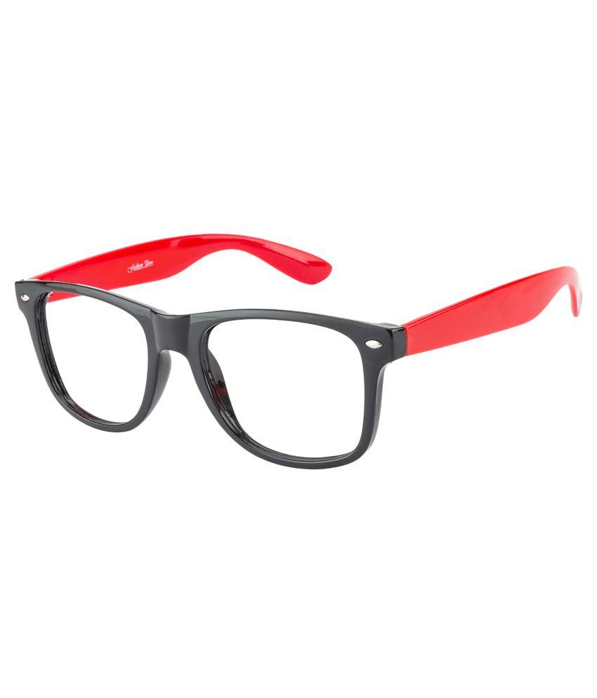 Fashion Doc Black Wayfarer Full Rim Frame
