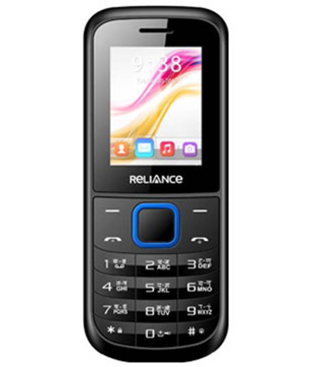Reliance Lava C180 (Black)