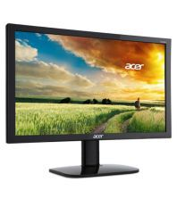 Acer E1900HQ B LED Backlit LCD Monitor-Black