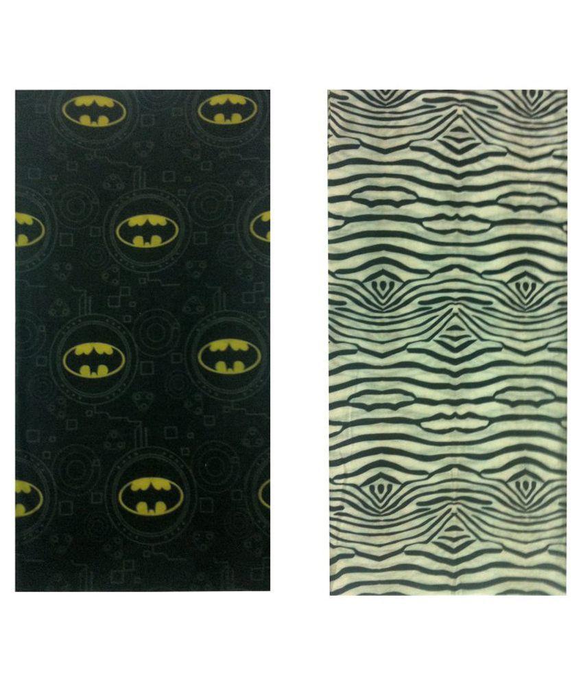 Atyourdoor Multicolor Polyester Headwrap