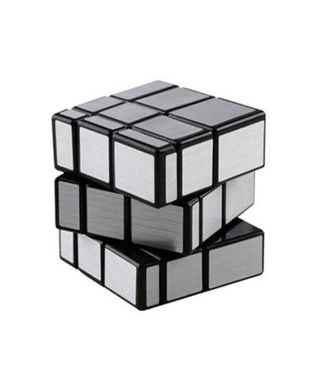 Sunny Silver Cube