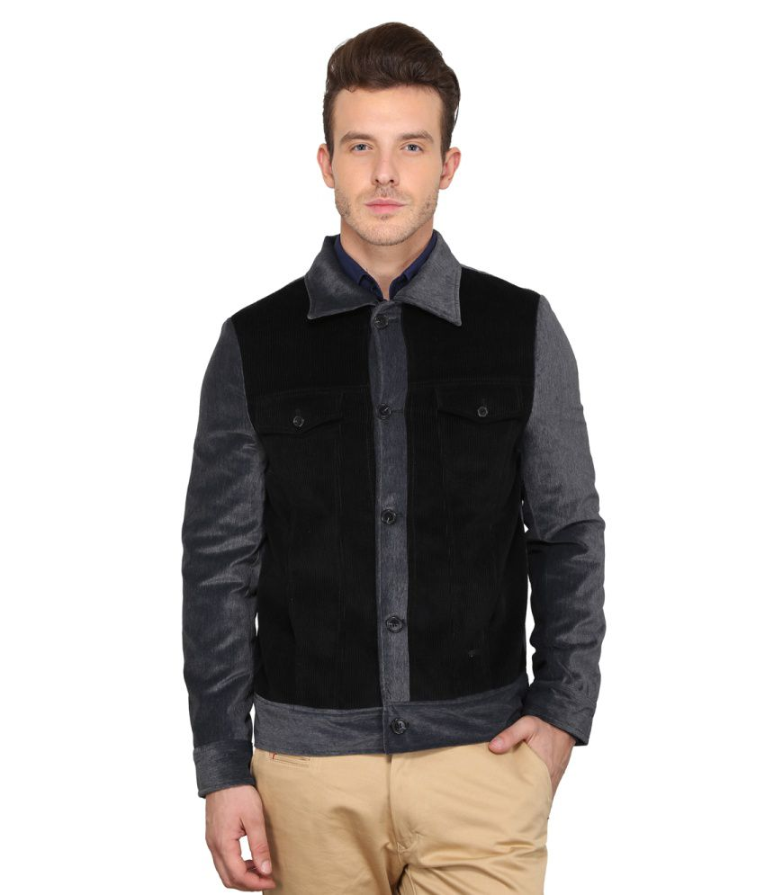Envoy Grey Casual Blazer