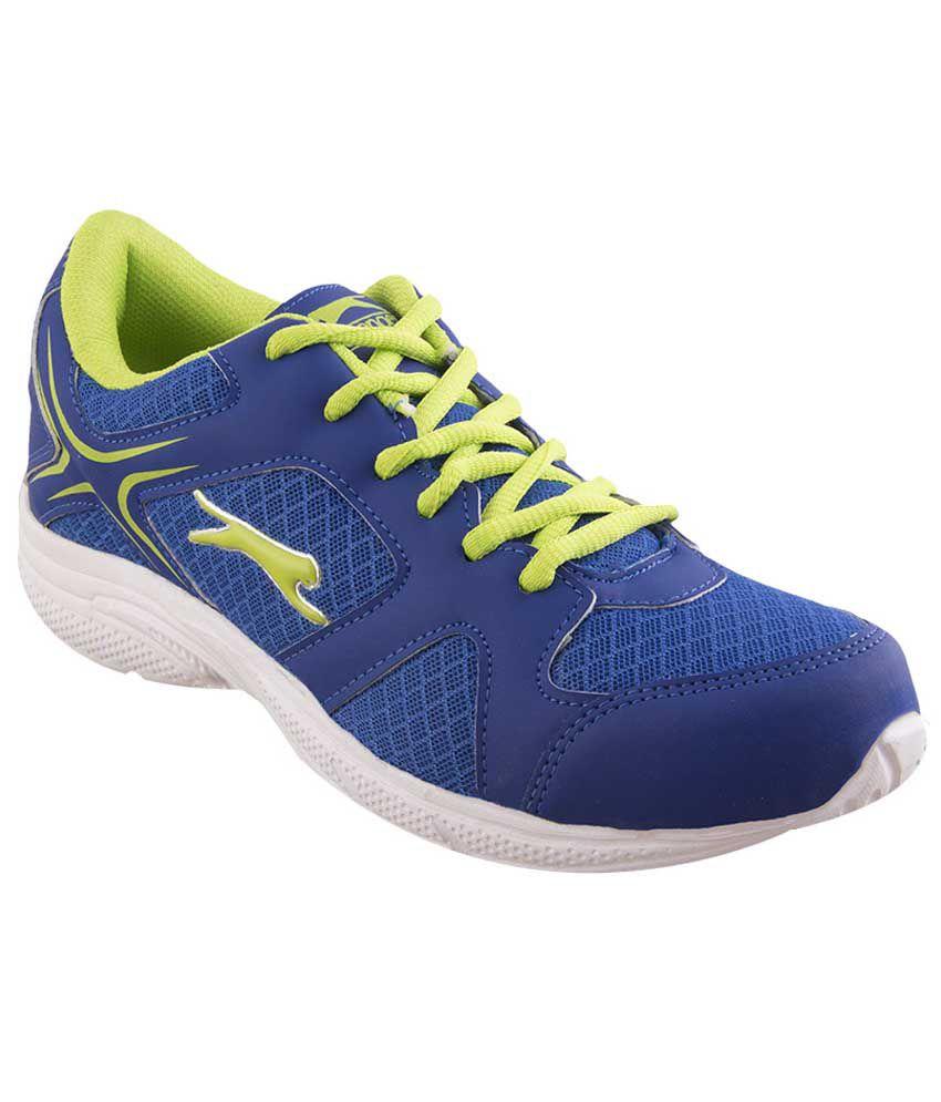 Slazenger Blue Sport Shoes