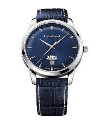 Louis Erard Heritage Navy Blue Dial Analog Watch
