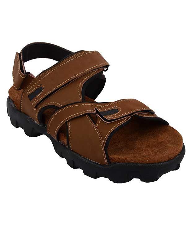 Rick Rock Tan Sandals