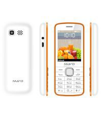 Nuvo Nf-24 White and Orange