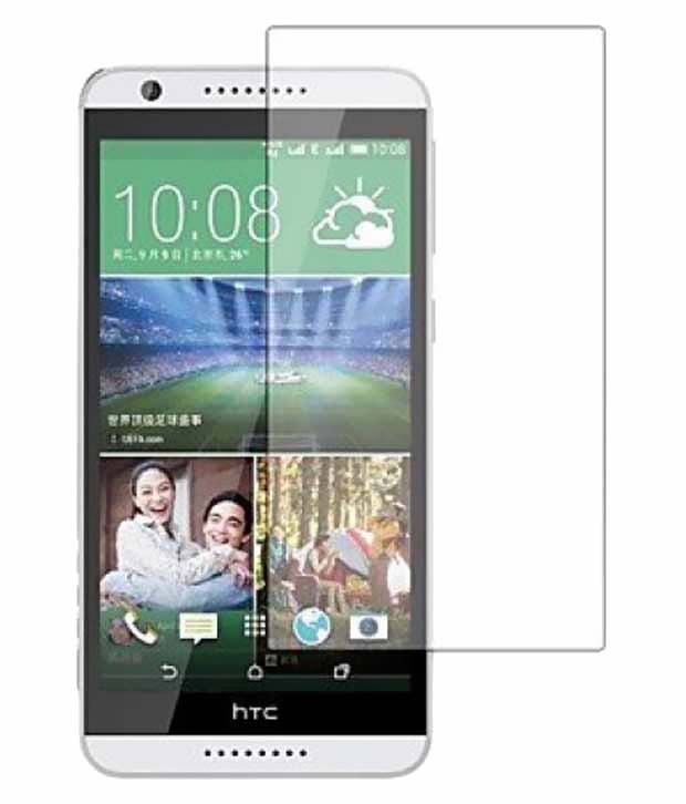 Anivet Tempered Glass For Htc Desire 820 - Transparent
