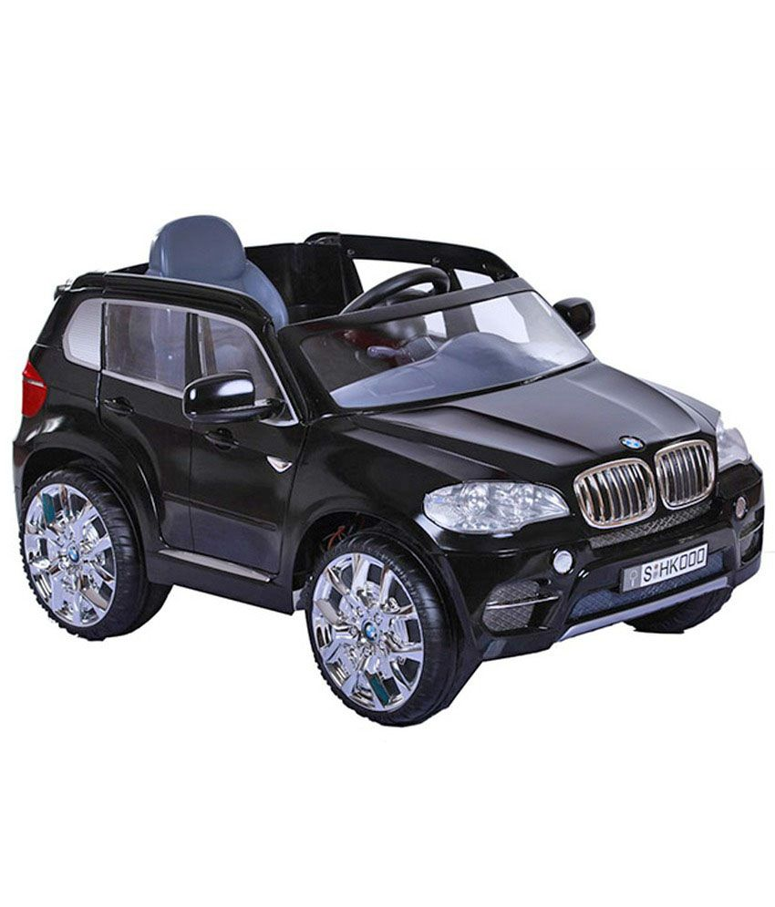 Next Gen Kids Battery Operated Bmw X6 Car With R C Amp Dual