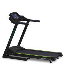 Fitness World Motorised Treadmill Bruco