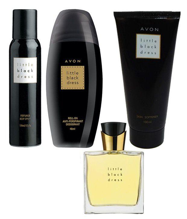 Avon Little Black Dress Gift Set For Her