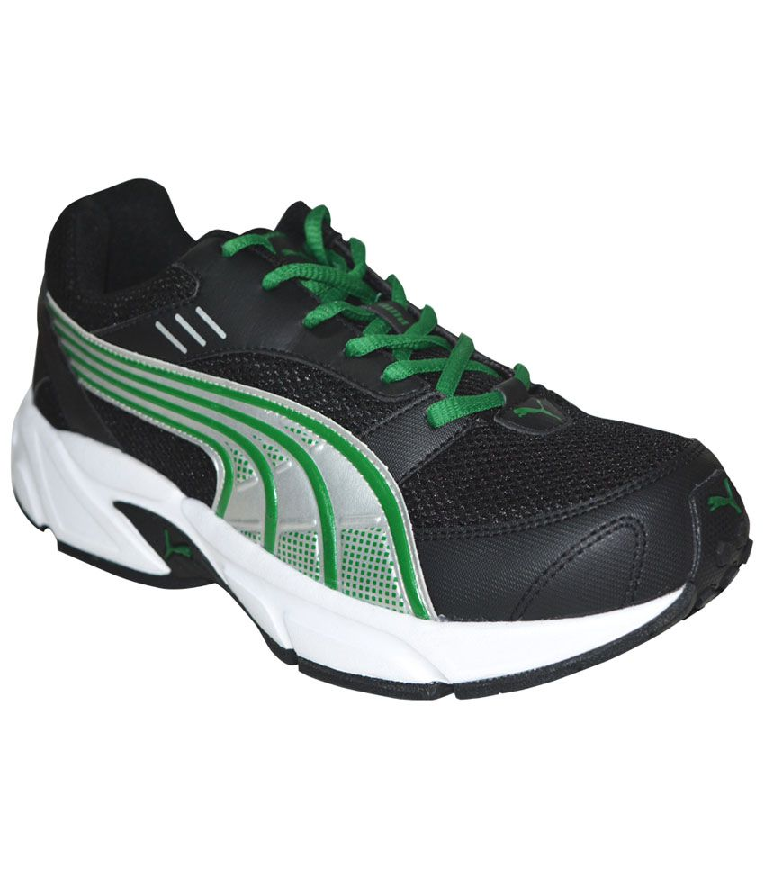 Puma Black Sports Shoes - Buy Puma Black Sports Shoes Online at Best ... 98fe5cd68