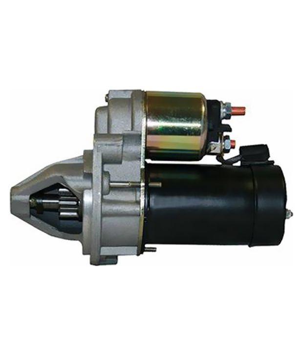 Speedwav Diesel Car Self Starter Motor Assembly For Tata Indica Ev2