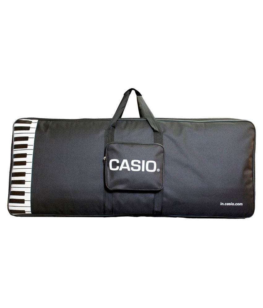 Casio Ctk 3200 Black Heavy Padded 61 Standard Keys Cover Gig Bag