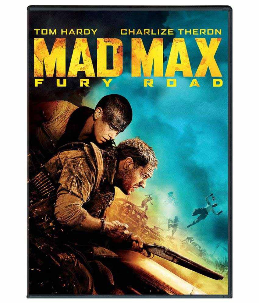mad max fury road dvd english buy online at best price in