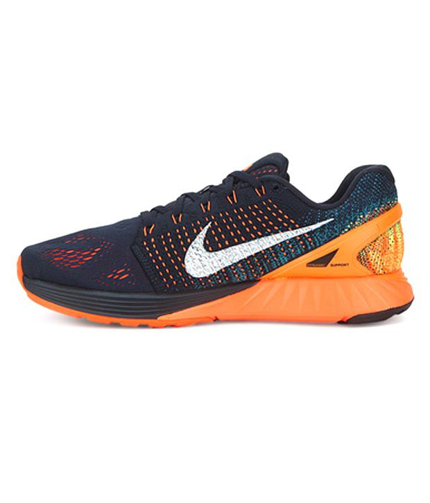 finest selection f1d32 8f667 Nike Lunarglide 7 Mesh Running Shoes Nike Lunarglide 7 Mesh Running Shoes  ...