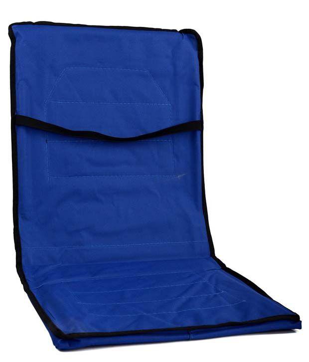 Aecone Blue Folding Floor Cum Yoga Picnic Camping
