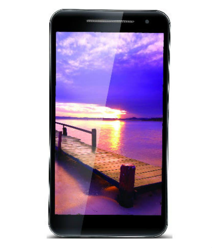 Iball Slide Cuddle 4g Calling Tablet 16gb Metallic Cobalt Blue