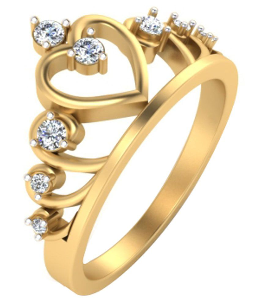 Reet 18kt Gold Diamond Ring