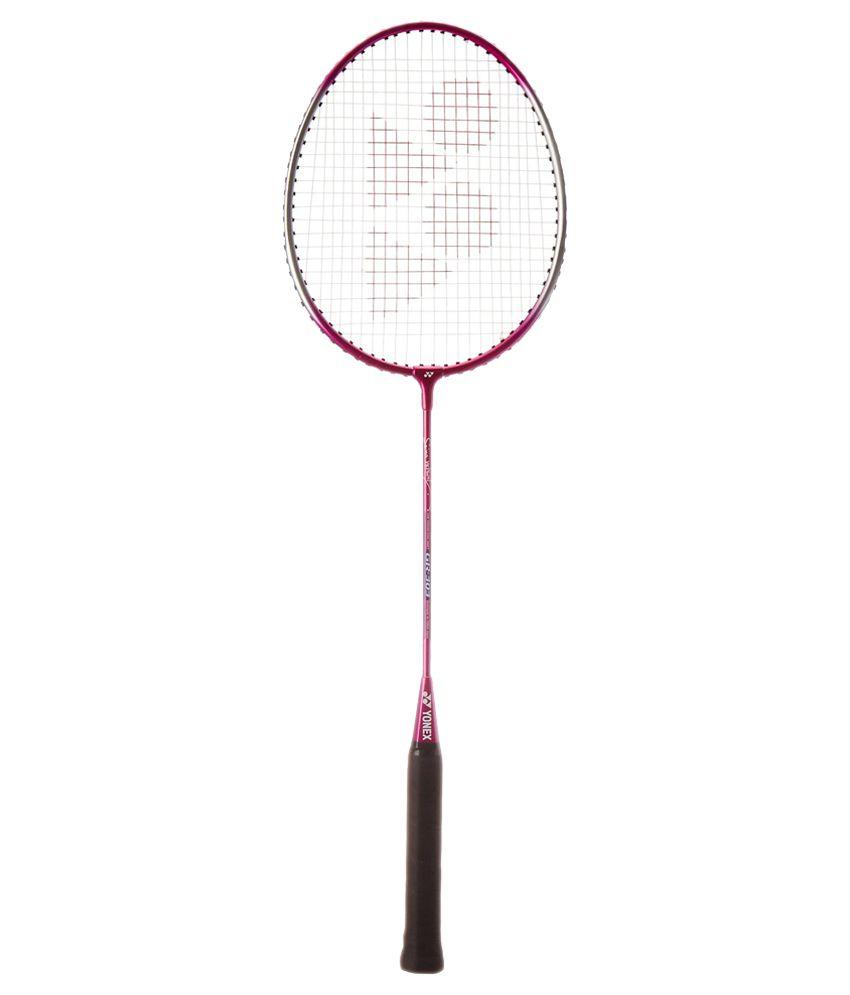 Yonex Gr-303 Badminton Racket - Pink: Buy Online at Best ...