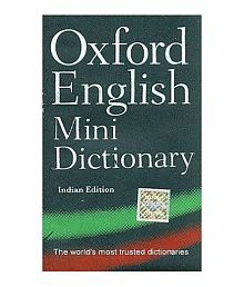 Oxford English Mini Dictionary (Paperback) (English)
