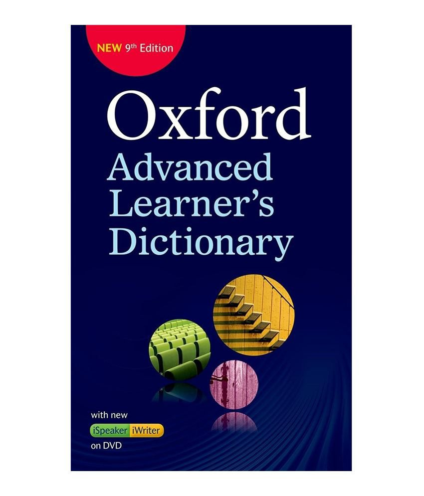 Oxford Advanced Learners Dictionary (With DVD) (English) 9th  Edition price comparison at Flipkart, Amazon, Crossword, Uread, Bookadda, Landmark, Homeshop18