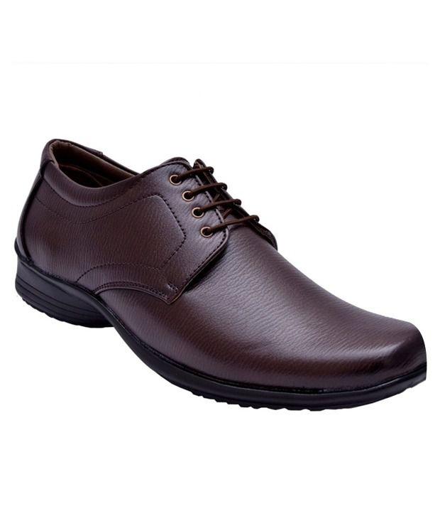 John Karsun Brown Formal Shoes