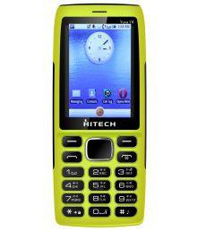 Hitech Hitech Yuva Y4 Green