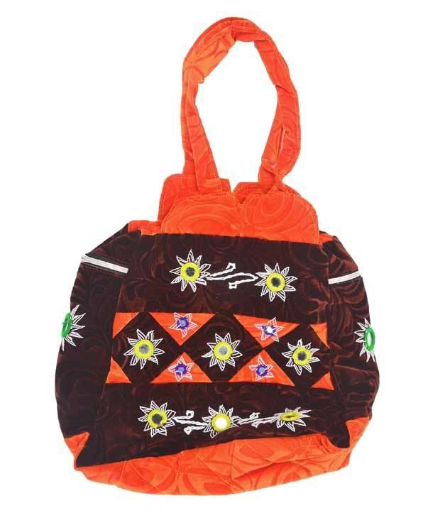 Magichand Multicolor Shoulder Bag - Pack Of 3
