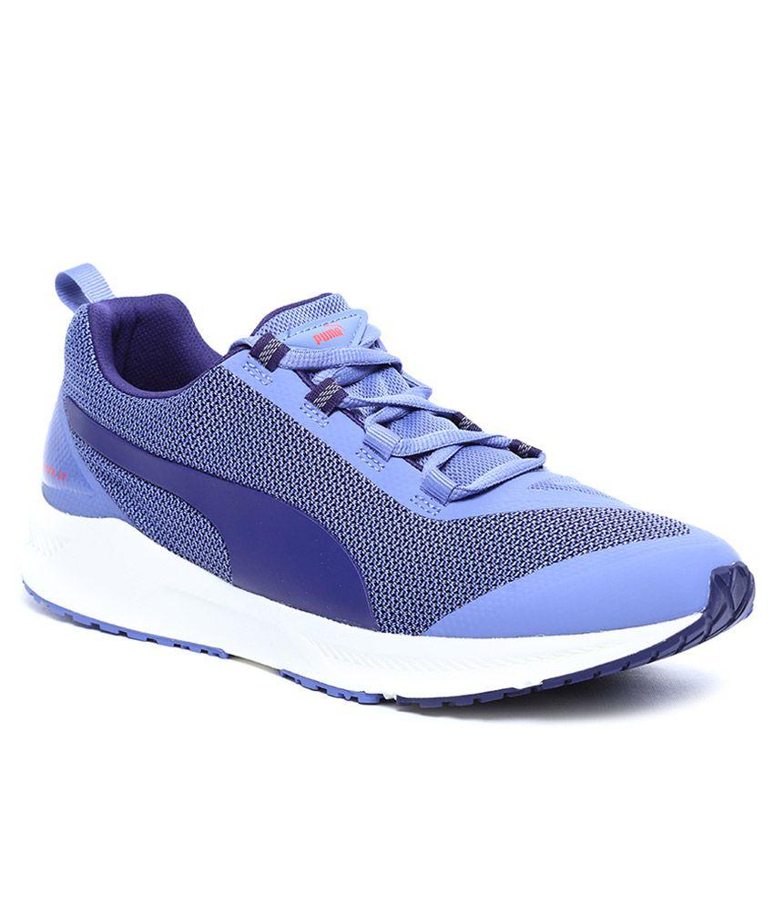 9664c734699c4d Puma Ignite Xt Blue ...Puma Ignite Xt Blue Sports Shoes