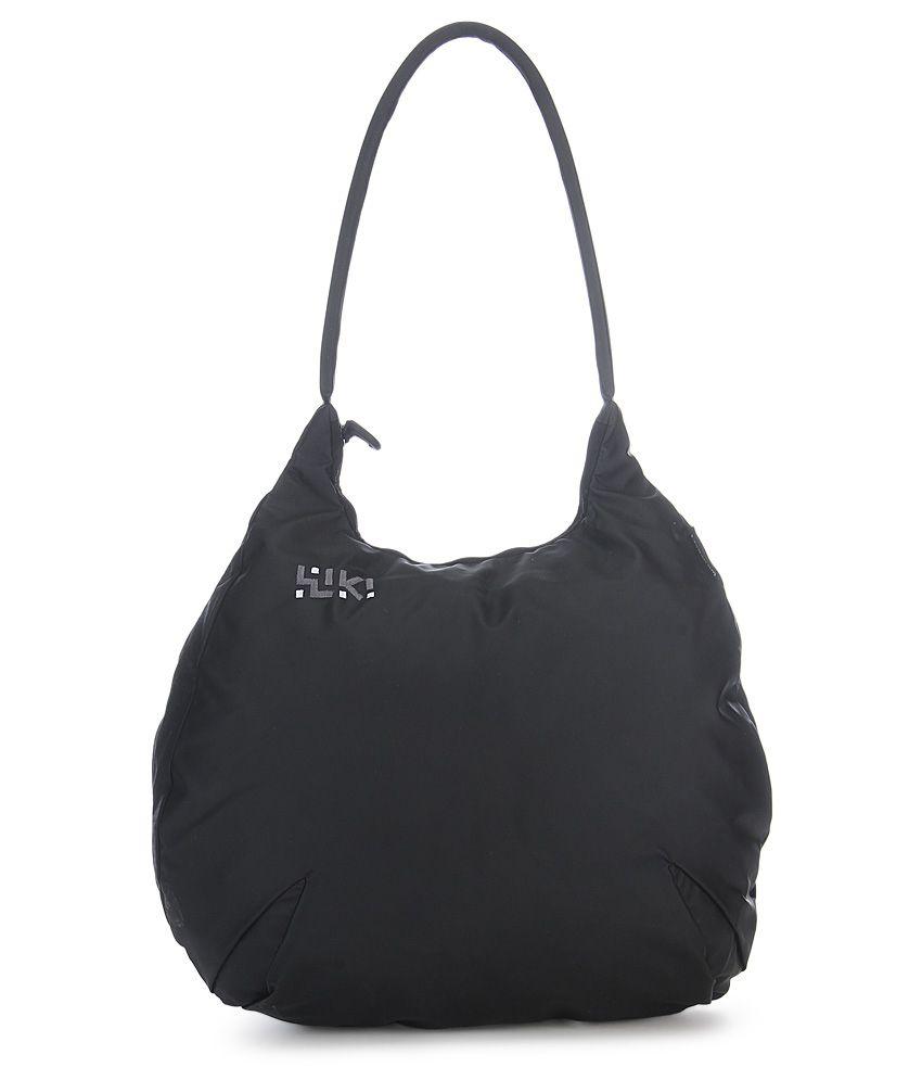 Wildcraft Black Shoulder Bag