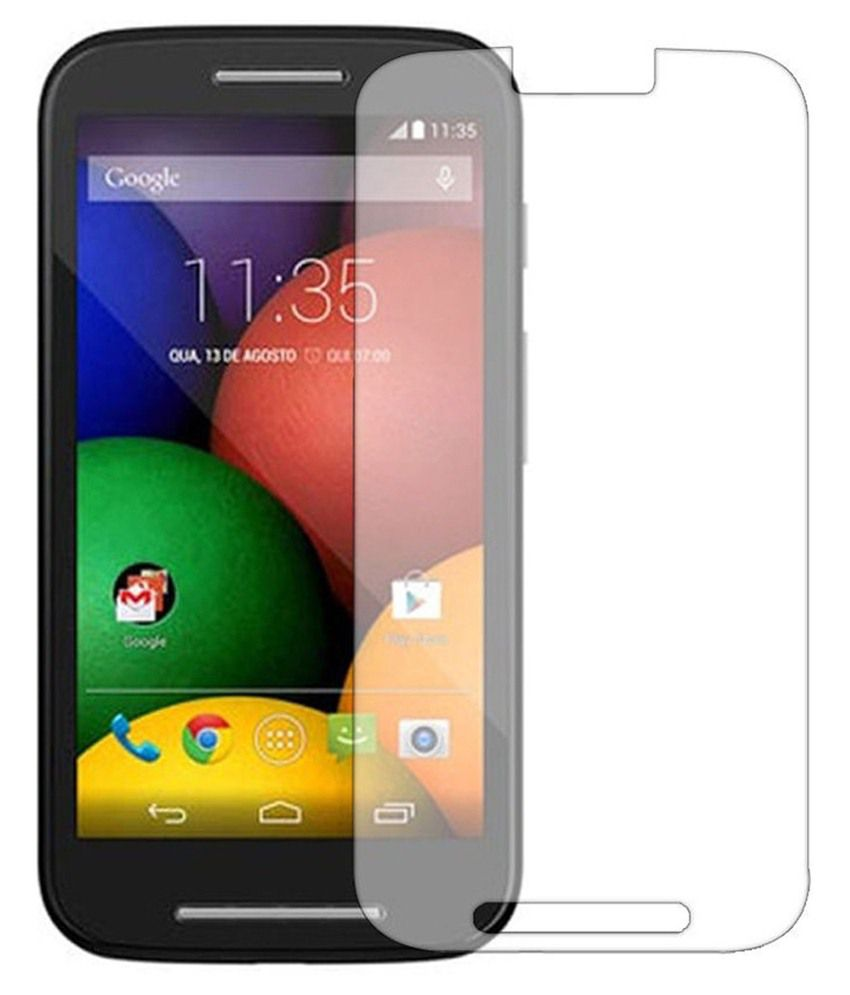 Motorola Moto G3 Tempered Glass Screen Guard by Royal