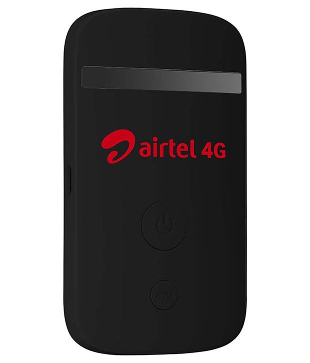 Airtel 4G Data Card