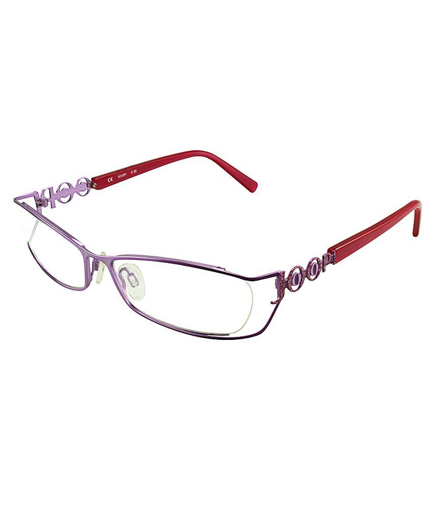 Joop Glasses Frame : Joop Purple Eyeglasses Frame For Women available at ...