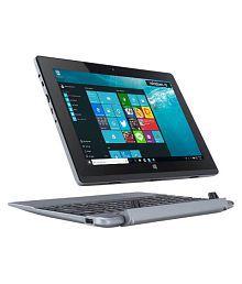 Acer One 10 S1002-15XR Hybrid (2 in 1) (Intel Atom, 2 GB RAM, 32 GB eMMC, 25.7 cm (10.1), Windows 10, Dark Silver)