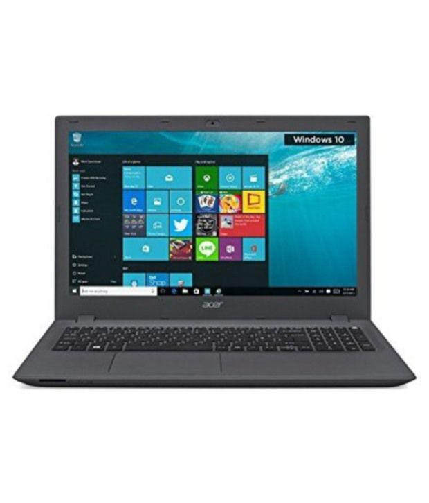Acer Aspire E5-532 Notebook (NX.MYVSI.013) (Intel Pentium- 4GB RAM- 500GB HDD- 39.62 cm (15.6)- Windows 10) (Charcoal)