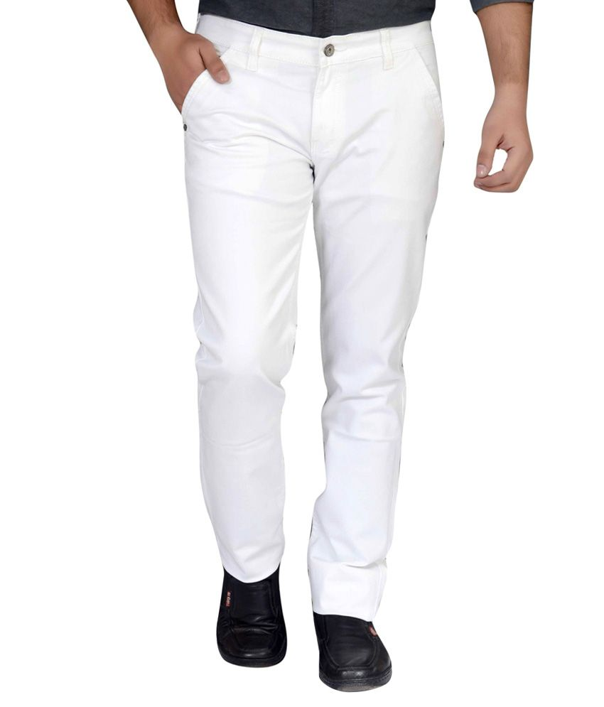 Blend White Slim Fit Jeans