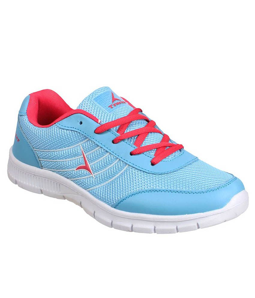 Tracer Blue Women Sports Shoes  available at snapdeal for Rs.906