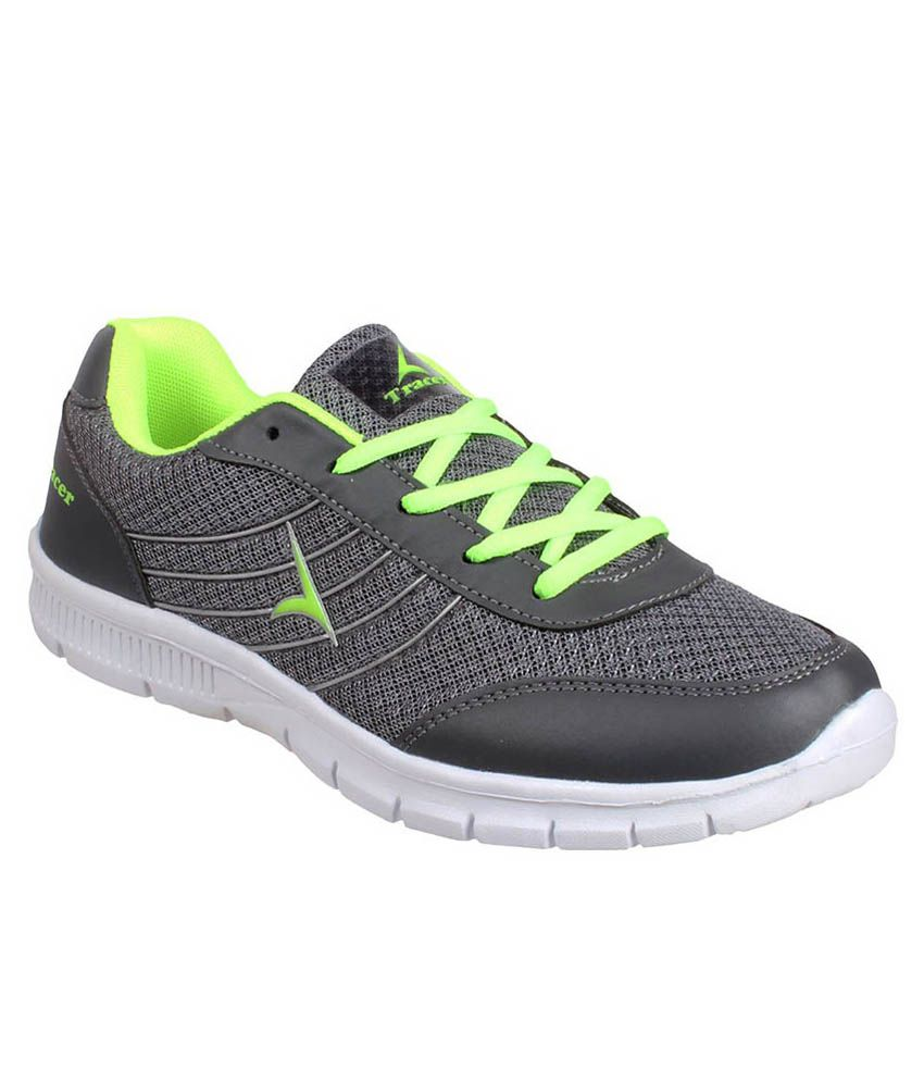 Tracer Gray Women Sports Shoes  available at snapdeal for Rs.850