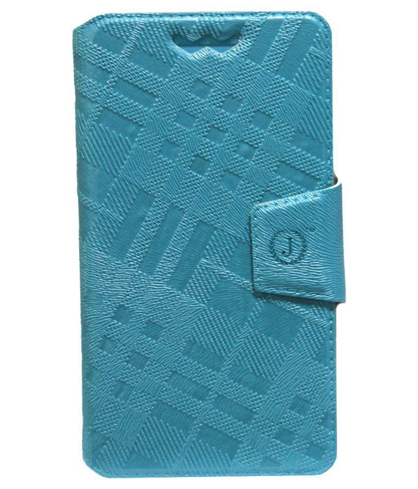 Jo Jo Flip Cover For Motorola Moto G3-Blue