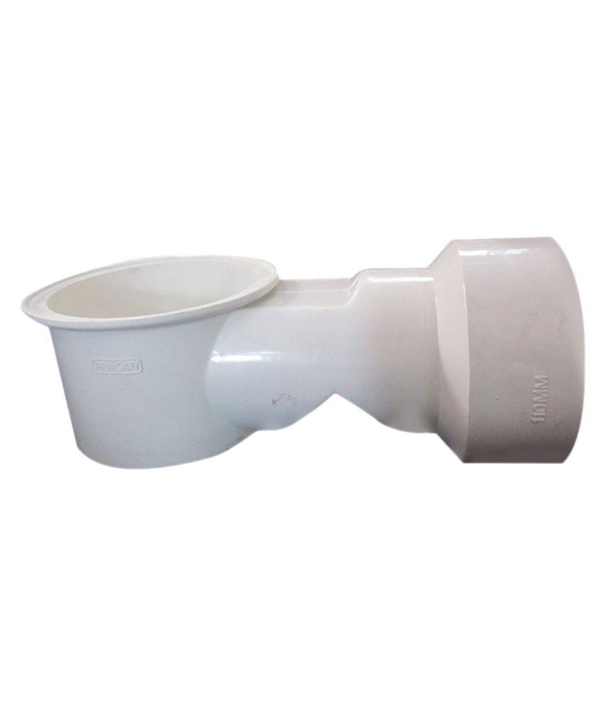 Pragati Pvc Fitting Plastic Pipe Fittings