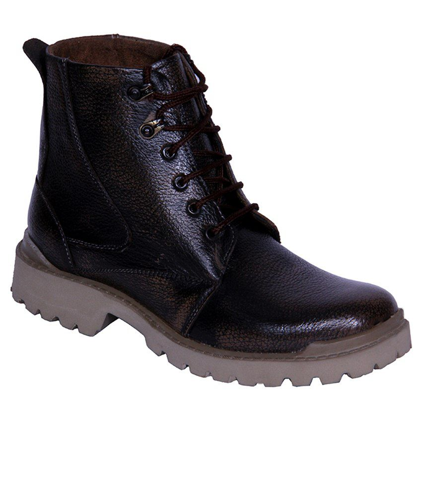 Ramzy Brown Boots