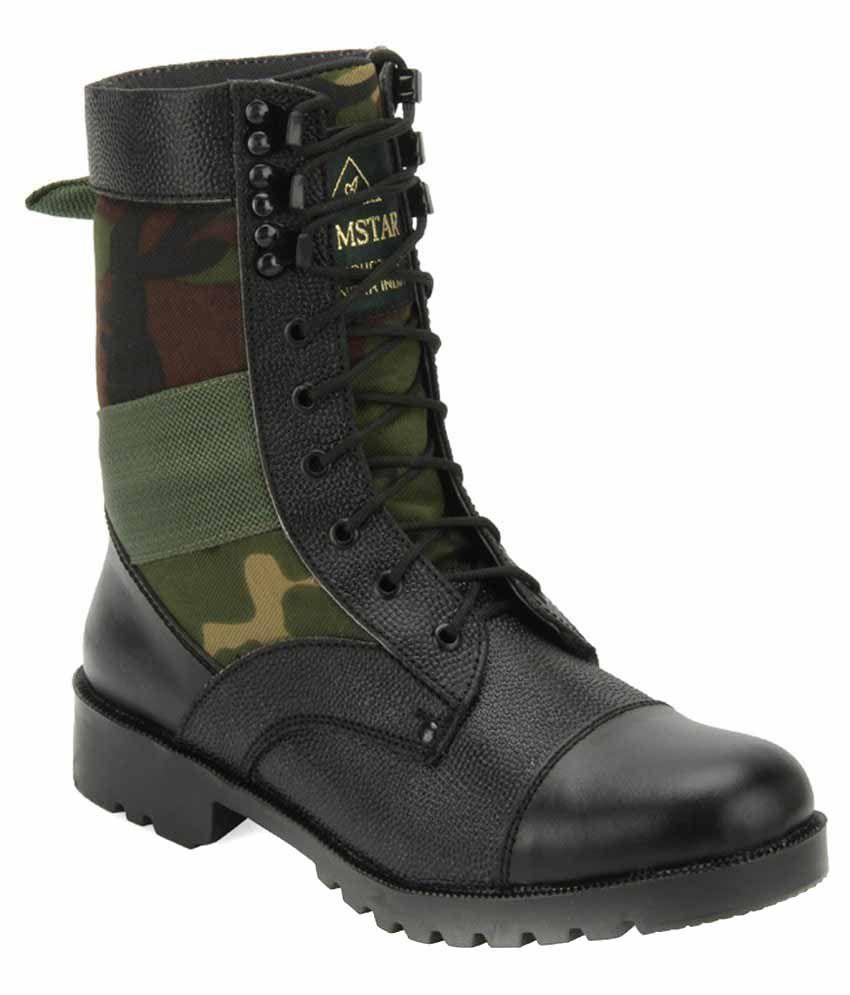 Benera Multicolour Boots