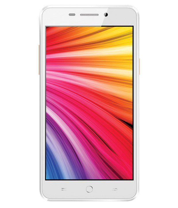Intex ( 8GB , 1 GB ) White